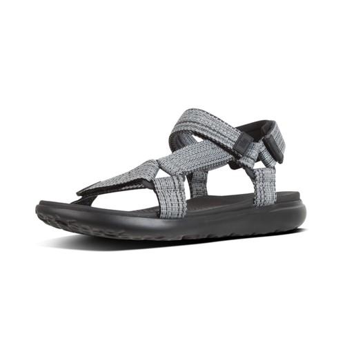 Fitflop Trailstar Freshweave Men Sandal - Black