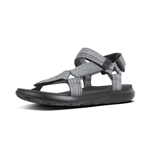 Fitflop Trailstar Freshweave Men Sandal - Black