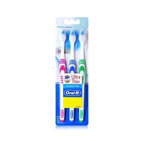 Oral-B Sikat Gigi Ultra Thi