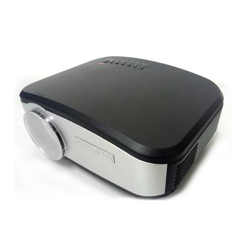 Cheerlux C6 Mini Projector Portable LED 1200 lumens