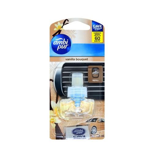 AmbiPur Car Vanilla Bouquet Refill - 7.5ml