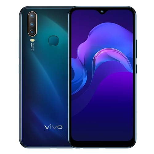 Vivo Y15 (RAM 4GB/64GB) - Black