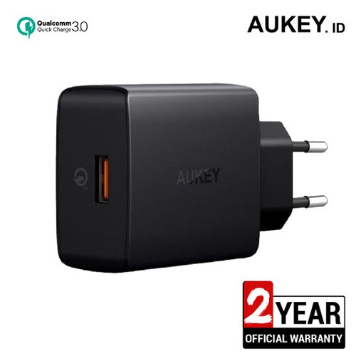 Aukey Turbo Charger 1 Port 18W QC 3.0 - 500339