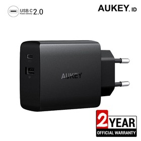 Aukey Charger 2 Ports 18W P