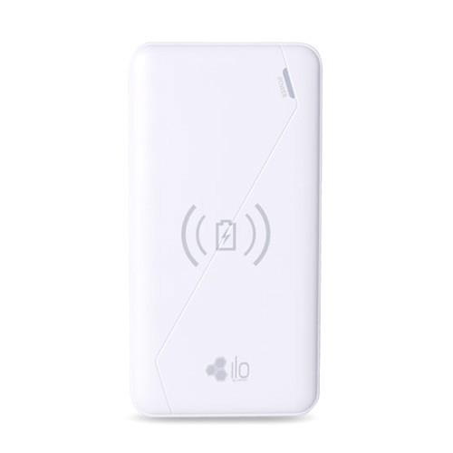 Hippo Ilo Wireless Power Bank 10000mAh - W2 - White