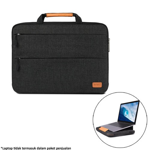 Wiwu Sleeve Case Ergonomic Stand for Laptop 13.3 Inch