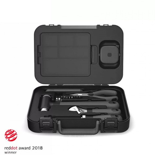 Xiaomi MIIIW General Household Hand Tool Kit with Storage Box - MWTK01