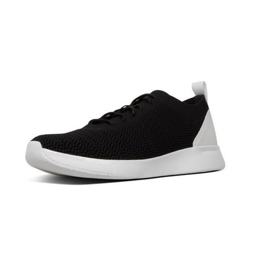 Fitflop Flexknit Men Shoes - Black