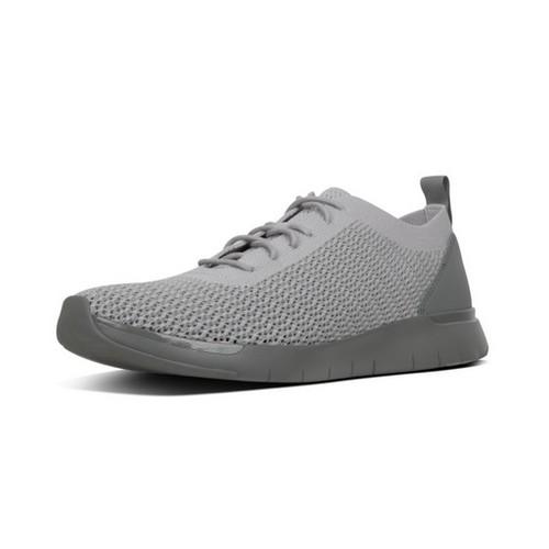 Fitflop Flexknit Men Shoes - Light Grey