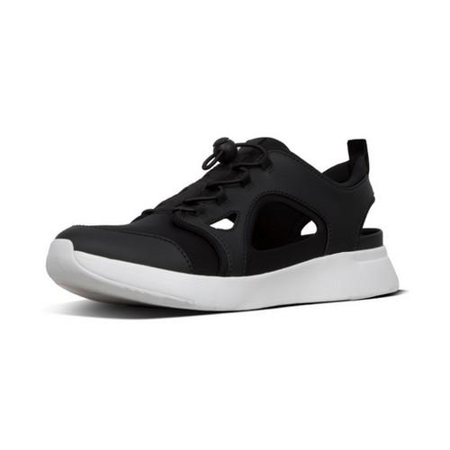 Fitflop Hollis Neoprene Men Shoes - Black