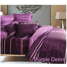 Rise Sprei Purple Desire si