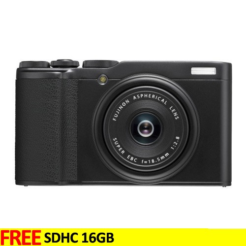 Fujifilm Digital Camera XF10 - Black