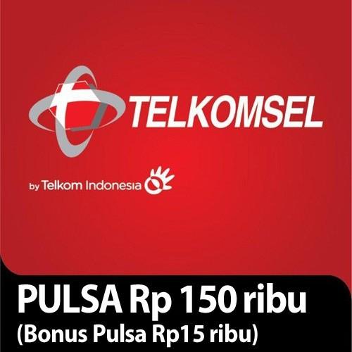 Telkomsel Pulsa Rp 150.000