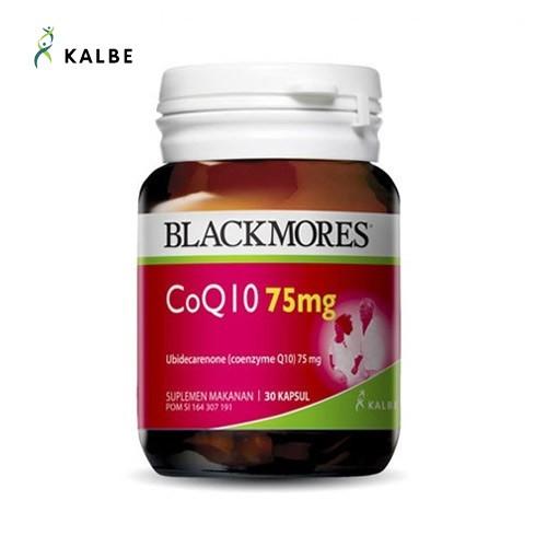 Blackmores Coq10 75 Mg