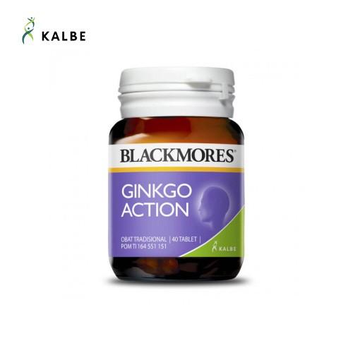 Blackmores Ginko Action Forte - 40