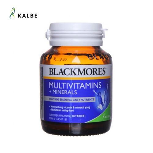 Blackmores Multivitamins + Minerals (30)