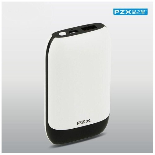 PZX C148 Stable Power Bank 10400mAh Real Capacity - Black