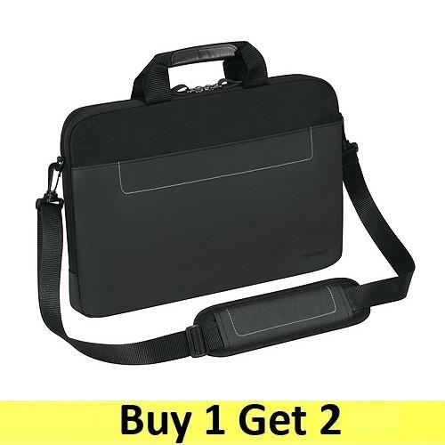 Targus Tas Selempang 15.6 inch Slate Slipcase TSS65701AP50 - Black