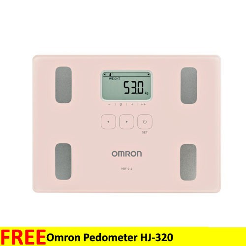 Omron Body Composition Monitor HBF-212