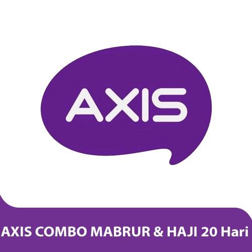 Axis Combo Mabrur & Haji 20 Hari