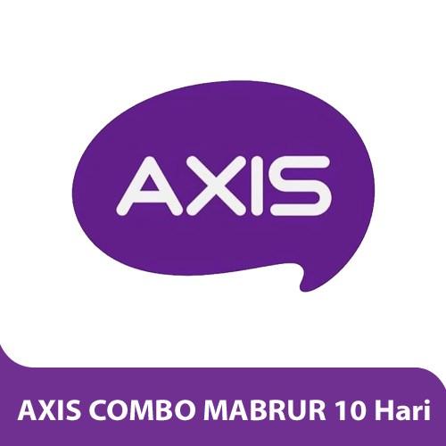 Axis Combo Mabrur 10 Hari