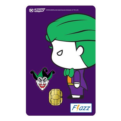 BCA Flazz DC Justice League Chibi Joker