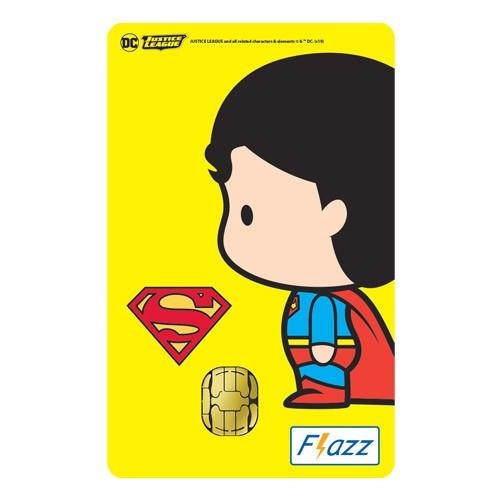 BCA Flazz DC Justice League Chibi Superman