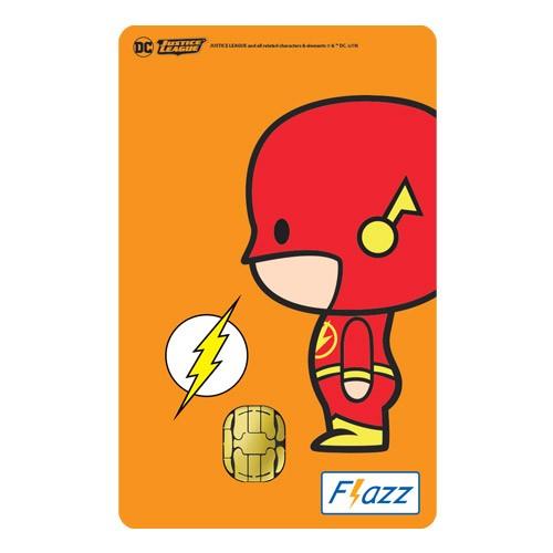 BCA Flazz DC Justice League Chibi Flash