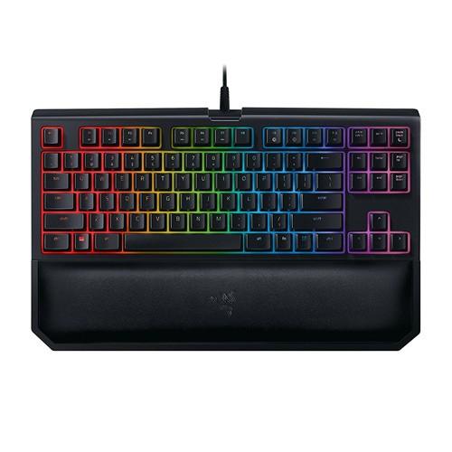 Razer BlackWidow Tournament Edition Chroma V2 Mechanical Gaming Keyboard (Yellow Switch)