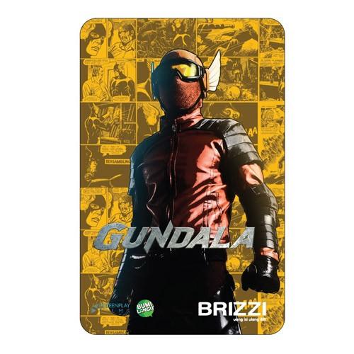 Brizzi BRI Gundala - Sang Patriot