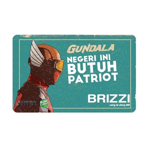 Brizzi BRI Gundala - Sang Senapati
