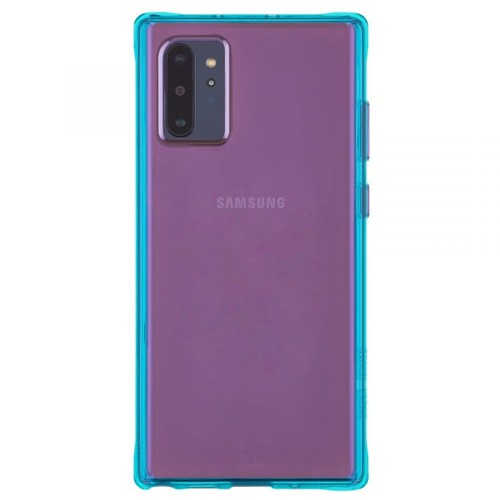 Casemate Tough Neon Case for Galaxy Note10+ Purple/Turquoise