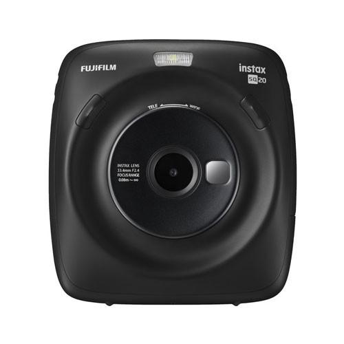 Fujifilm Instax SQ20 - Matte Black