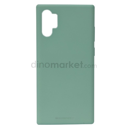 Goospery Soft Feeling Jelly Case for Samsung Galaxy Note10+ - Mint