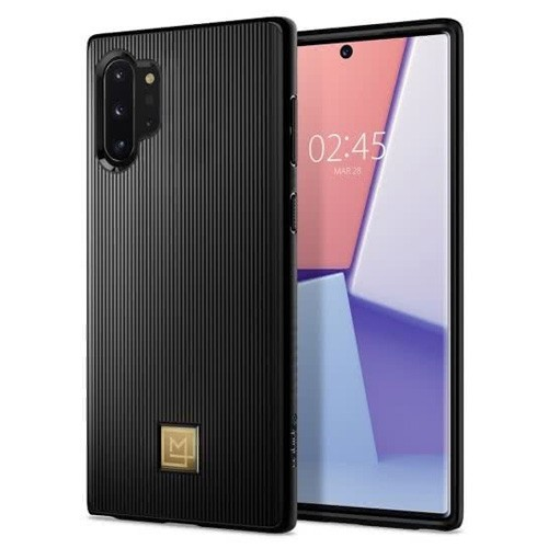 Spigen La Manon Classy Case for Samsung Galaxy Note10+ Black