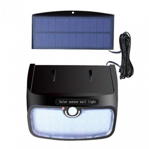 750 Lumens Lamp Light 48 LED with Separable Type Solar Panel - SL-348