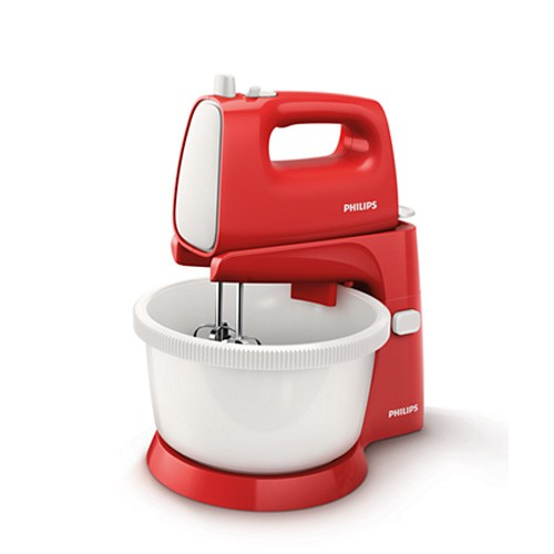 Philips Mixer (Stand Mixer-Red) HR1559/10 - Red
