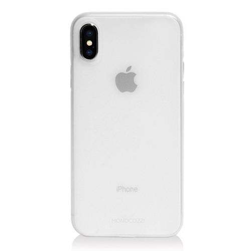 Monocozzi Case iPhone XS Lucid Slim - White