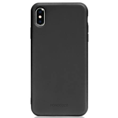 Monocozzi Case Xs Max iPhone Lucid Shock - Black