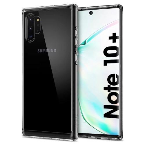 Spigen Crystal Hybrid Case for Samsung Note10+ Clear