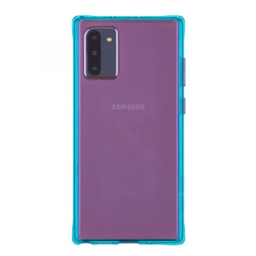 Casemate Tough Neon Case for Galaxy Note10 - Purple/Turquoise