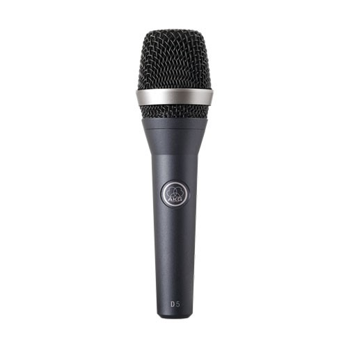 AKG Dynamic Microphones D5 - Black
