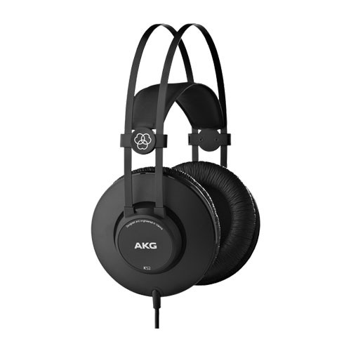 AKG Professional Headphones K52 - Black