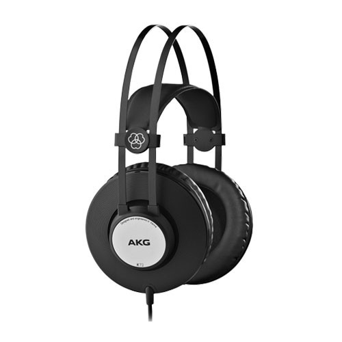 AKG Professional Headphones K72 - Black