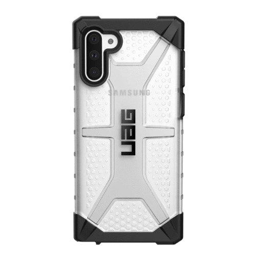 UAG Plasma Case for Galaxy Note10 - Ice