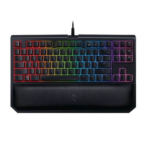 Razer BlackWidow Tournament Edition Chroma V2 Mechanical Gaming Keyboard (Green Switch)