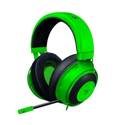 Razer Kraken Multi-Platform Wired Gaming Headset - Green