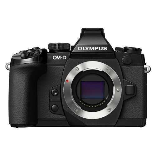 Olympus Camera DSLR OM-D E-M1 - Black