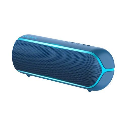 Sony Portable Bluetooth Speaker Extra Bass SRS-XB22 - Blue