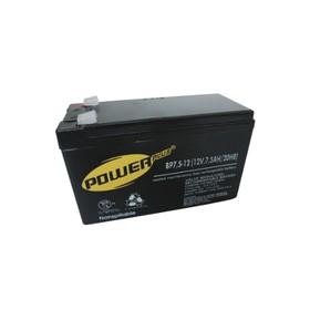 Powerplus 12v7.5Ah Baterai